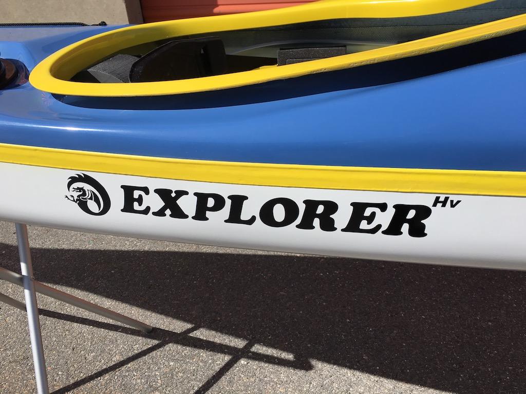 NDK Explorer HV