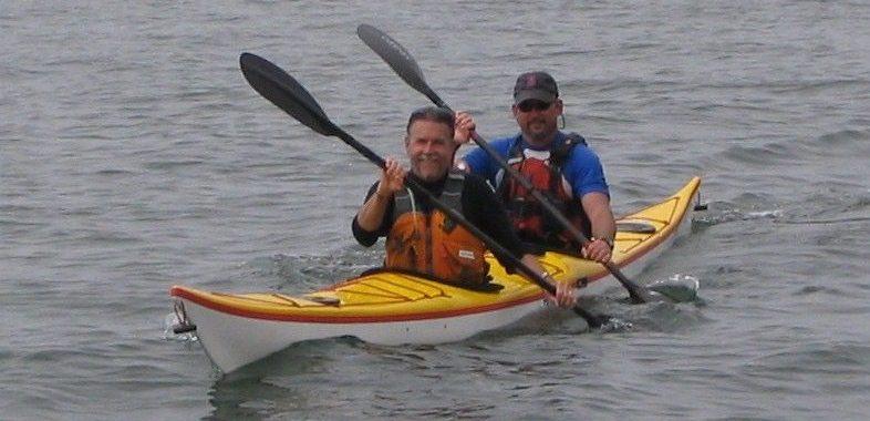 NDK Triton II double kayak