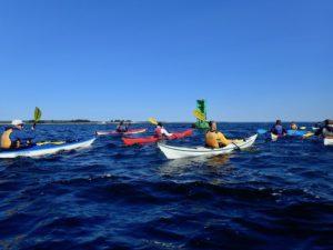 Paddling Casco Bay