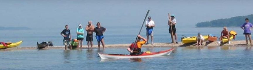 Greenland paddling clinic