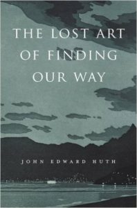 The Lost Art of Finding our Way book cover