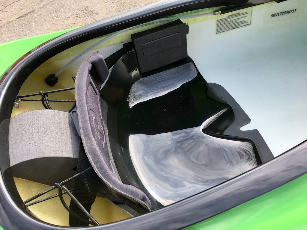 Explorer Spr grn seat