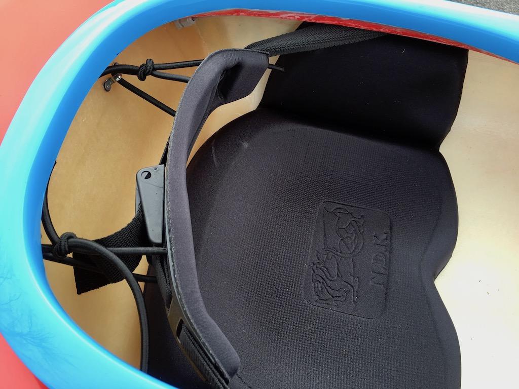 NDK Explorer LV foam seat