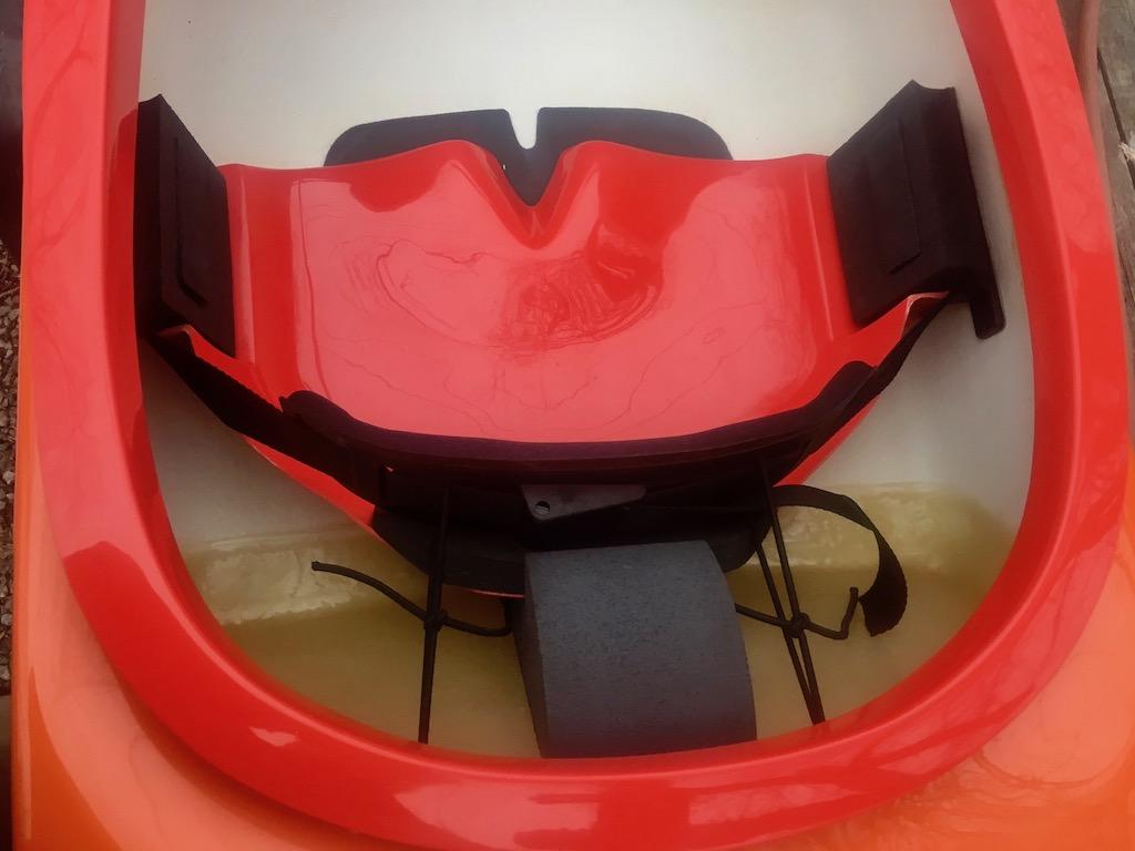 Romany Excel o:w:r seat