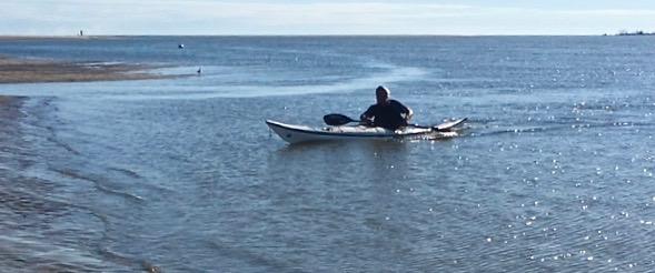 Nigel Dennis at Tybee Island