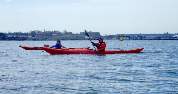 Nigel Dennis Kayaks Romany Sport RM