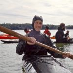 Liz Johnson, Registered Maine Guide