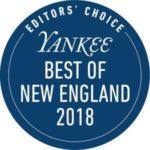 Yankee Magazine Best of New England Award